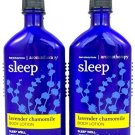 Bath and Body Works Aromatherapy Sleep Lavender Chamomile 6.5 oz Body Lotion - 2 PACK