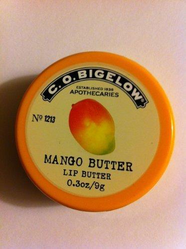 C.O. Bigelow Nourishing Lip Butter Mango Butter .3 oz