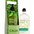 Bath and Body Works Aromatherapy Village Carrier Stress Relief - Eucalyptus Spearmint