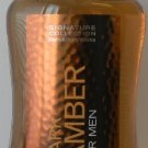 Bath & Body Works Dark Amber for Men 2 in 1 Hair and Body Wash 10oz