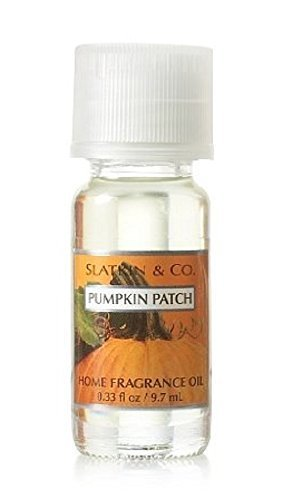 Slatkin & Co. Pumpkin Patch Home Fragrance Oil