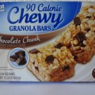 Great Value Chewy 90 Calorie Granola Bars 18- 0.84 oz (24g)