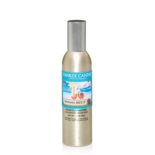 Yankee Candle Bahama Breeze Concentrated Room Spray, Fruit Scent