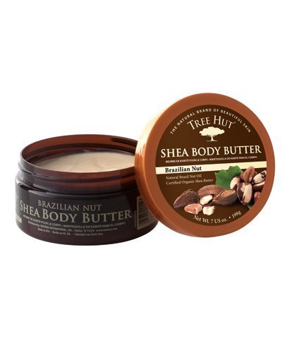 Tree Hut Brazillian Nut Shea Body Butter 7 oz (198 g)