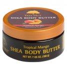 Tree Hut Shea Body Butter, Tropical Mango, 7-Ounce