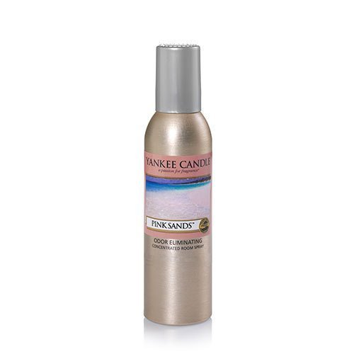 Yankee Candle Pink Sands Concentrated Room Spray, Fresh Scent