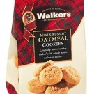 Walkers Shortbread Mini Crunchy Oatmeal, 4.4 oz.