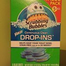 Scrubbing Bubbles Toilet Cleaner Drop Ins, 5 Count, 7.1 Ounce