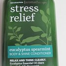 Bath and Body Works Aromatherapy Stress Relief Eucalyptus Spearmint Body & Shine