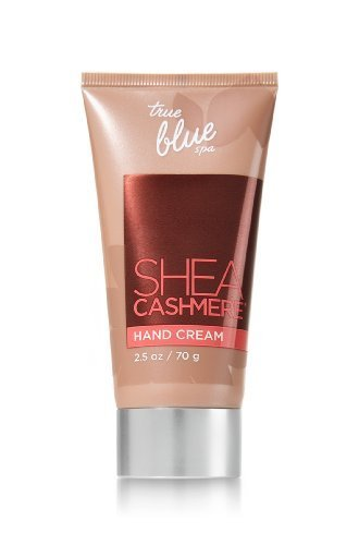 Bath & Body Works True Blue Spa Shea Cashmere Hand Cream 2.5 fl oz (73 ml)