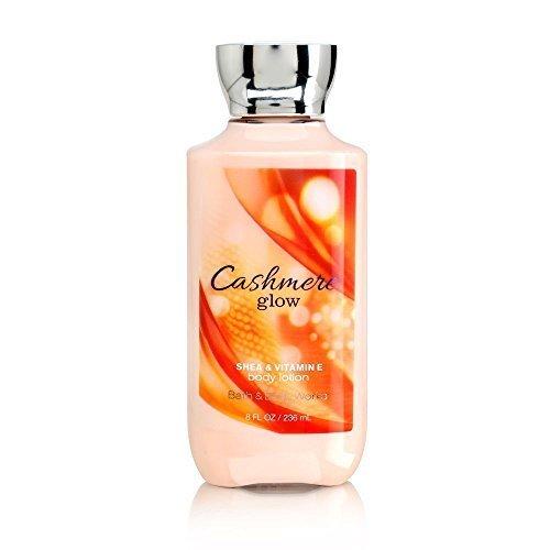 Bath Body Works Cashmere Glow 8.0 oz Body Lotion