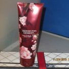 Bath and Body Works Triple Moisture Body Cream, 8 Oz, Japanese Cherry Blossom