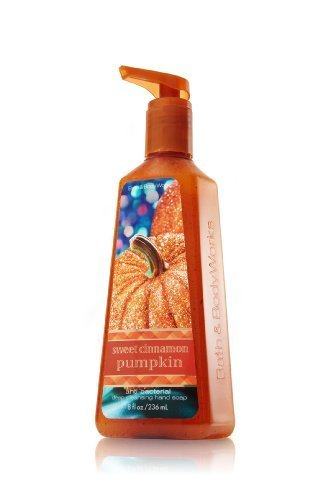 SWEET CINNAMON PUMPKIN Anti-Bacterial Deep Cleansing Hand Soap Bath & Body Works