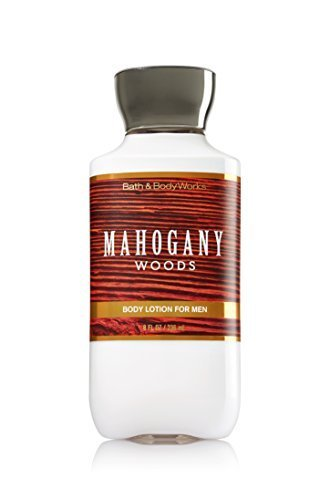 Bath & Body Works Lotion For Men Mahogany Woods