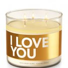 Bath & Body Works CACTUS BLOSSOM 3-Wick Candle