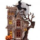 Bath & Body Works Halloween Haunted House WallFlower Fragrance Plug Nightlight
