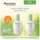 Aveeno Positively Radiant Daily Moisture with SPF 15 (4 oz., 2 pk)