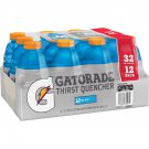 Gatorade Cool Blue, 32oz. 12pk