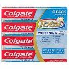 Colgate Total Whitening Toothpaste 7.8 oz., 4 pk