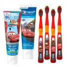 Oral-B and Crest Kids PRO-Health Manual Toothbrush and Toothpaste Bundle, Disney