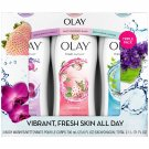 Olay Fresh Outlast Body Wash 23.6 fl. oz., 3 pk