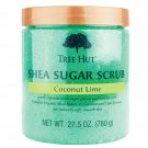 Tree Hut Shea Sugar Scrub, Coconut Lime 27.5 oz