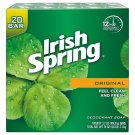 Irish Spring Original Deodorant Soap 3.7 oz., 20 ct