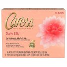 Caress Silkening Beauty Bar, Daily Silk 4 oz., 14 ct