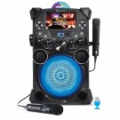 Singing Machine Fiesta Voice with LCD Monitor, Rechargeable Battery and Bluetooth