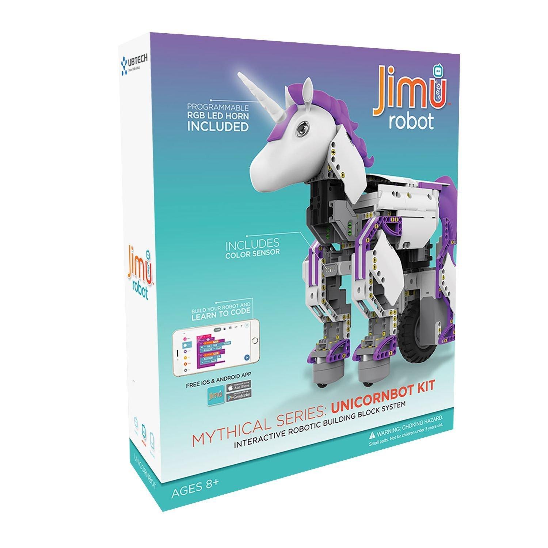 Jimu Robot UnicornBot Kit US