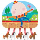 Jiggle & Discover with Sound - Humpty Dumpty