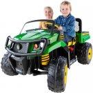 Peg Perego John Deere Gator XUV 12-volt Battery-Powered Ride-On