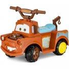 Disney Mater 6V Battery Powered Ride-On Quad