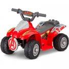 Disney Avengers 6V Battery-Powered Ride-On Quad