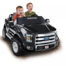 Fisher-Price Power Wheels Ford F-150 12-Volt Battery-Powered Ride-On