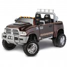 Kid Trax Mossy Oak Ram 3500 Dually 12V Battery Powered Ride-On