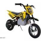 Surge Boys' 24V Electric Dirt Bike, Yellow