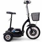 MotoTec 350-Watt Electric Trike