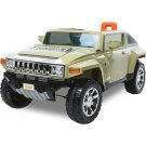 12V Hummer HX 1-Seater Battery-Powered Ride-On, Olive