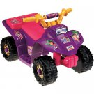 Fisher-Price Power Wheels 10th Anniversary Dora Lil' Quad 6-Volt Battery-Powered Ride-On