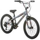 """20"""" Mongoose MTMX Boys' Freestyle Bike, Gray"""