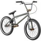 "20"" Mongoose Mode 540 Boys' Freestyle Bike, Gray"