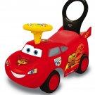 Kiddieland Disney Pixar Cars Lightning McQueen Activity Ride-On Push Car Racer