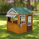 KidKraft Garden View EZ Kraft Assembly Outdoor Playhouse