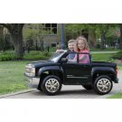 Rollplay GMC Sierra Denali 12 Volt Battery Ride-On Vehicle, Black