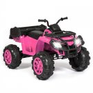 Best Choice Products 12V Kids Powered Large ATV Quad 4-Wheeler Ride-On Car