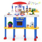 Best Choice Products 67-Piece Kids Pretend Play Food Cooking Kitchen Cookware Learning Set