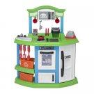 American Plastic Toys Cozy Comfort Kitchen ft. 22 Accessories