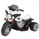 3 Wheel Mini Motorcycle Trike for Kids, Battery Powered Ride on Toy