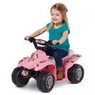 Kid Trax 6v Mossy Oak Quad - Pink